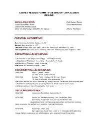 best resume app for mac resume for your job application