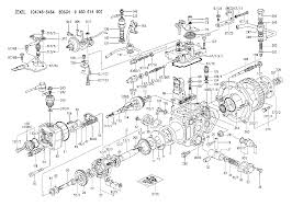 f 01g 09w 0g2 bosch injection pump assembly