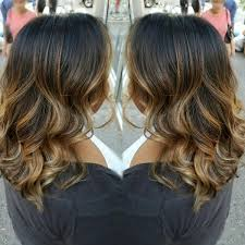 before and blonde haired have morenet fun head balayage and