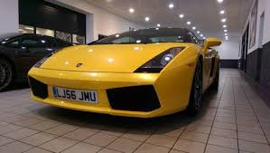 lamborghini gallardo manual for sale for sale lamborghini gallardo spyder with 6 speed manual