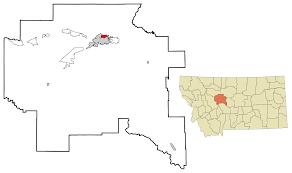 Montana City Map by Black Eagle Montana Wikipedia