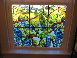 Panels For Windows Decorating Decor Awesome Stained Glass Window Decorations Decorate Ideas