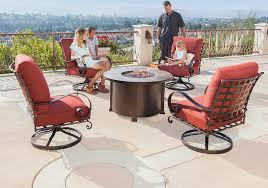 outdoor elegance patio design center bringing the california Outdoor Lifestyle Patio Furniture