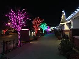 yukon ok christmas lights lighting echelawn