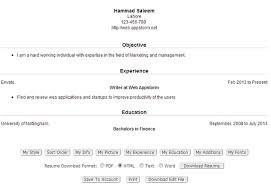 resume builder online free free online resume template resume