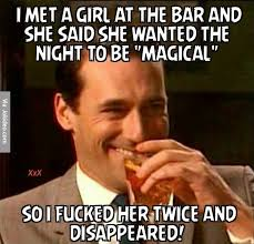 Dirty Adult Memes - i met a girl at the bar dirty adult meme
