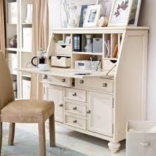 furniture stylish secretary desk for solution to your storage