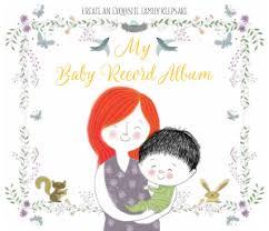 baby album baby record album