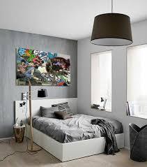 photo de chambre ado décorer une chambre d ado toile design et moderne d izoa