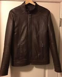 jacket price price drop mens lambskin cafe racer leather moto jacket brown