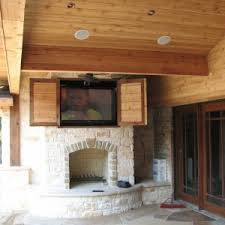 Outdoor Tv Cabinets For Flat Screens by Decoration Traditional Mounting Tv Above Fireplace Decor For Your