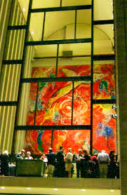 Lincoln Center New York Map by The Chagall Mural On The Left Metropolitan Opera Lincoln