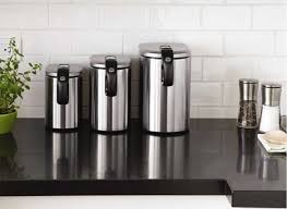 designer kitchen canisters 20 ways to contemporary kitchen canisters