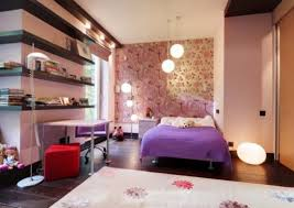 home design bedroom teens room purple and grey paris themed teen