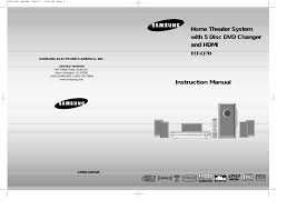 samsung ht q70 user manual 43 pages also for ht q70t xac ht