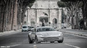 aston martin vintage james bond aston martin db10 spotted on the set of james bond