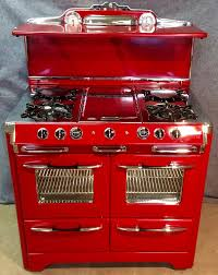 customized 3 baking oven and fully restored roper