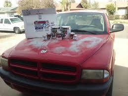 Dodge Dakota Truck Bed - my 400 paint job monstaliner dodgeforum com