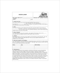rental lease free copy rental lease agreement residential