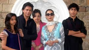 Srk Home Interior Shahrukh Khan Celebrates Eid With Family Mannat Video
