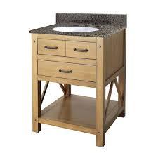 weathered oak vanity 32 34 in bathroom vanities bath the home depot