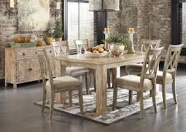 white dining room furniture sets 51 white wash dining table set adele 039 white washed 039 dining