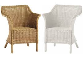 cane industries london wicker chair natural or white frames