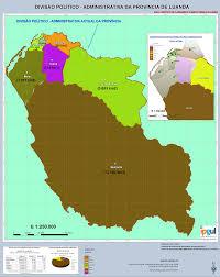 615 Area Code Map Luanda Province
