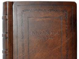italian leather photo album della fattoria italian leather photo album bick bookbinding