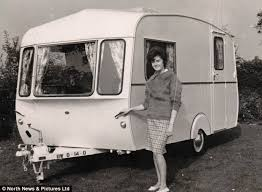 reunited by ebay joiner finds the caravan he built from scratch