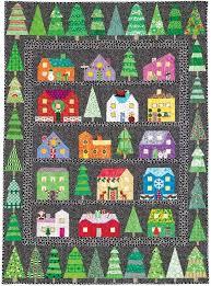 169 best quilt blocks houses images on pinterest house quilts