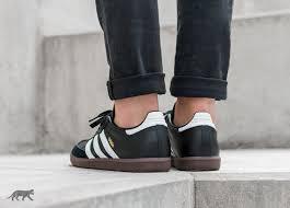 black samba adidas samba black running white asphaltgold