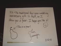 5 yr anniversary gifts 5 yr anniversary gift ideas for pinteres 9 year wedding