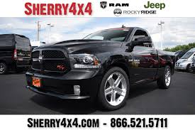 jeep truck lifted 2017 ram 1500 sport r t rocky ridge muscle truck 27870t