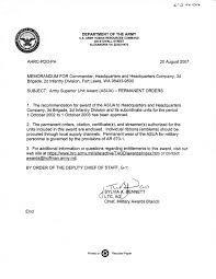 Army Infantry Resume Examples by File C 52 Asu 02 03 Memo Jpg Wikipedia