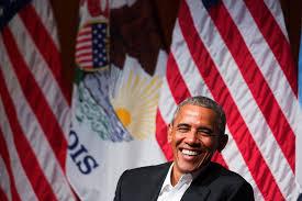 Barack Obama Flag Obama Lifts Lid On Post Presidency Career With Civic Engagement
