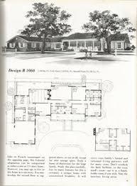 vintage house plans country estates plans de maison pinterest