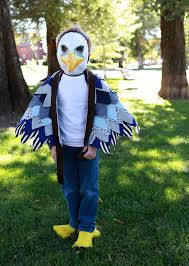 harpy eagle halloween costume for the kids pinterest harpy