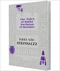 adin steinsaltz books the tales of rabbi nachman of bratslav selections with commentary