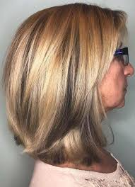 layered bob hairstyles for over 50s pretty 2018 hairstyles for women over 50 hairstylesco