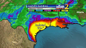 Crime Map Atlanta by Hurricane Harvey Could Bring U0027catastrophic U0027 Flooding To Parts Of