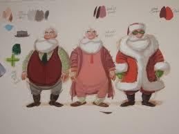 color for santa claus john manders u0027 blog
