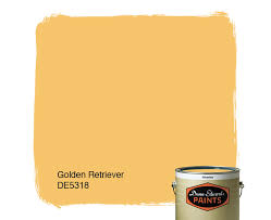 dunn edwards paints paint color golden retriever de5318 click