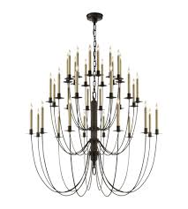 Choros Chandelier Shop For Chandeliers Tier At Foundry Lighting