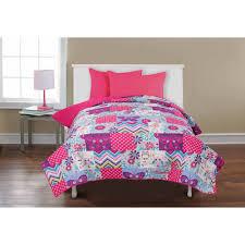 walmart bedding for girls kids u0027 quilts walmart com