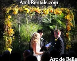 wedding arches rental miami 11 best images about unique wedding arch rentals on
