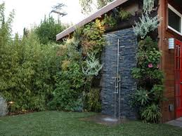 Outdoor Shower Ideas Outdoor Patio Decorating Ideas Outdoor Shower Ideas For Stone