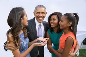 barack obama on from the obama family to yours we wish