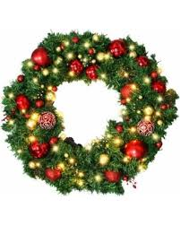 christmas garland shopping s deal on christmas wreath christmas