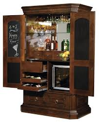 Wine Bar Cabinet Furniture Bar Cabinet Idea Place Cut Mirror In Back Of Cabinet To